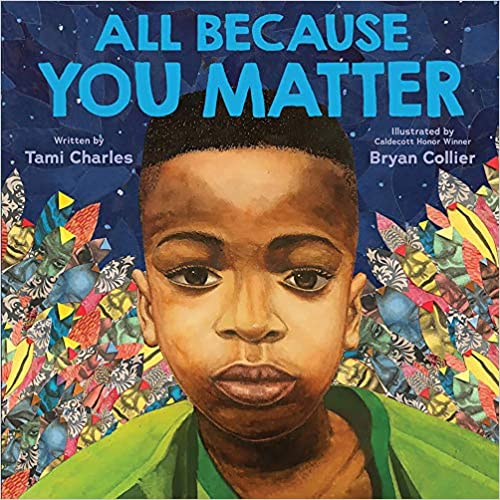Just Because You Matter by Tami Charles
