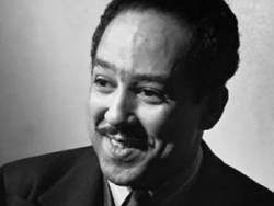 Author James Langston Hughes