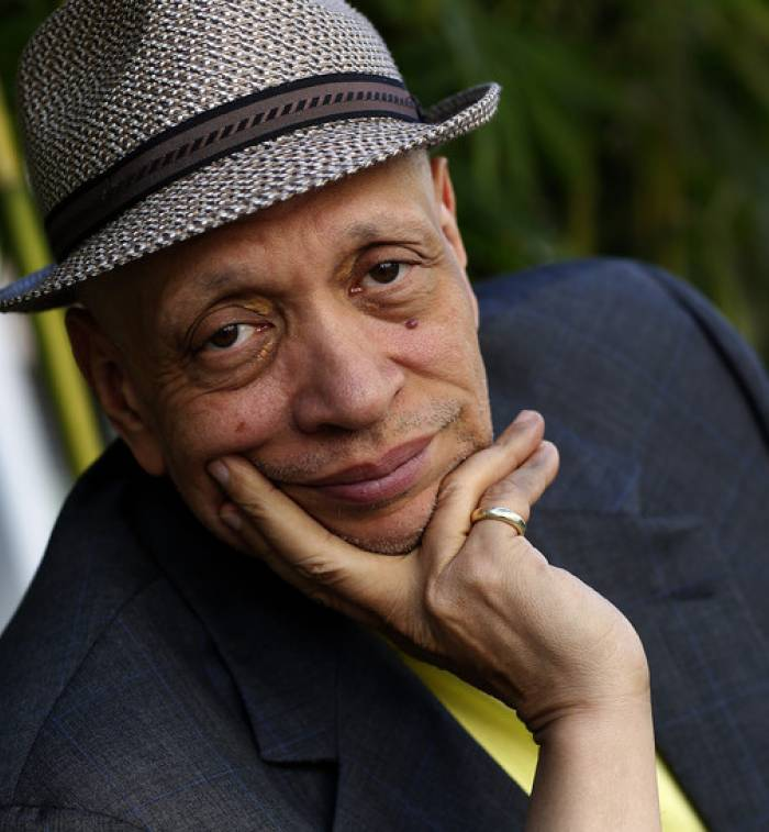 Prolific author Walter Mosley